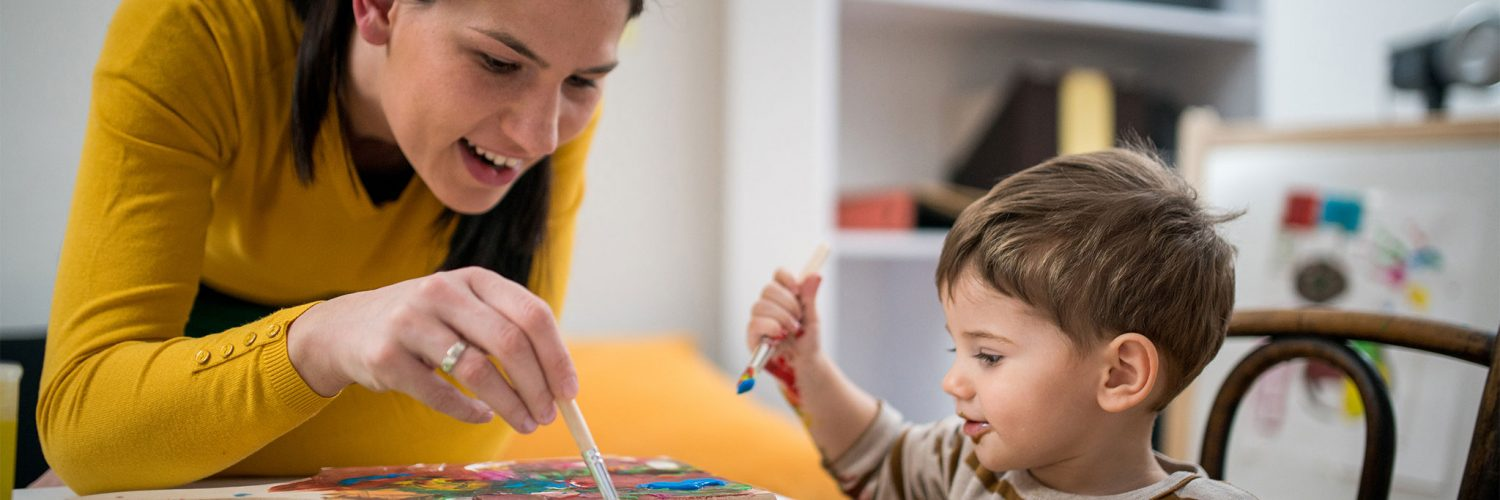 pediatric occupational therapy & early intervention services